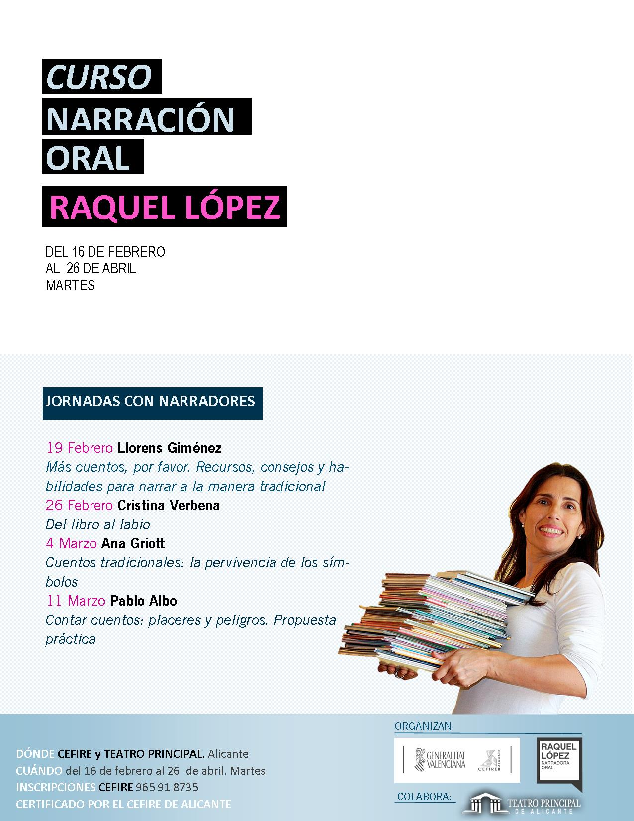 Curso de Narración
